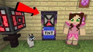 Minecraft: CLOUD'S ROOM CHALLENGE [EPS9] [48]