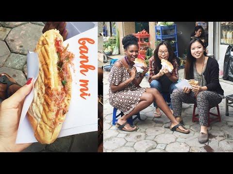 Banh Mi in Hanoi ft. Charly Cheer & Annie Vu