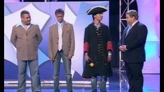 КВН Лучшее: Премьер-лига (2007) 1/2 - СОК - Приветствие