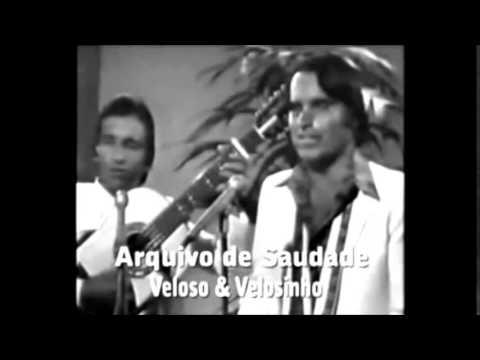 MENINA DOS OLHOS VERDES - VELOSO & VELOSINHO