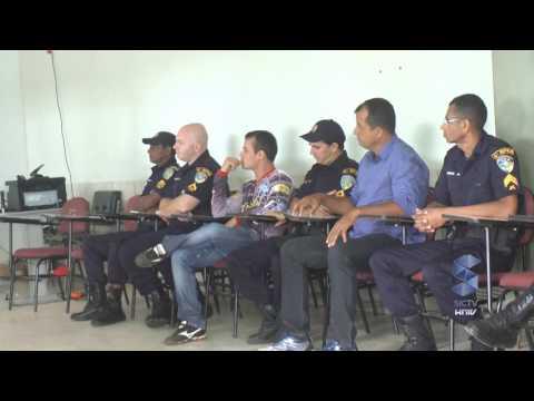 Tenente Chaves recebe homenagem durante despedida da PM...
