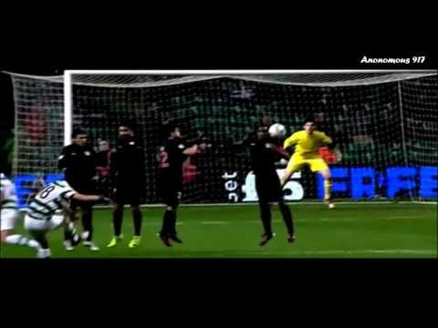 Thibaut Courtois - Best Saves 2013/14
