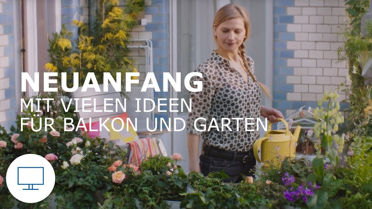 ikea werbung tv spot neuanfang 2013 mit vielen ideen f r balkon und garten youtube. Black Bedroom Furniture Sets. Home Design Ideas