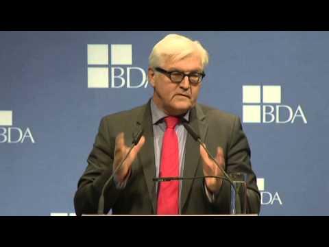 Rede Dr. Frank-Walter Steinmeier MdB auf dem Deutschen Arbeitgebertag 2013