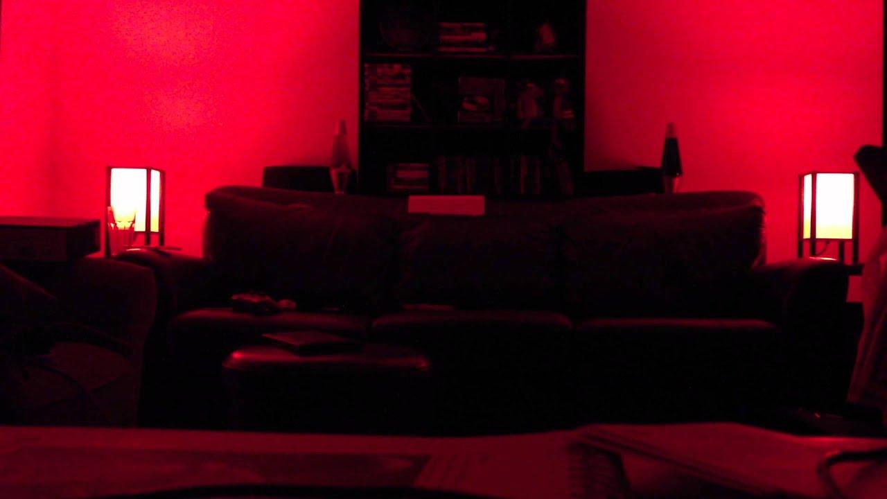philips hue wireless lighting system youtube. Black Bedroom Furniture Sets. Home Design Ideas