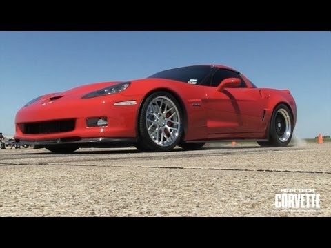 Corvettes - Texas Mile - March 2012