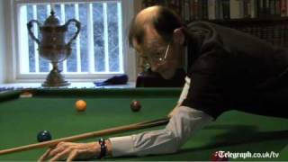 Latest Alex 'Hurricane' Higgins Interview: Snooker Is Like