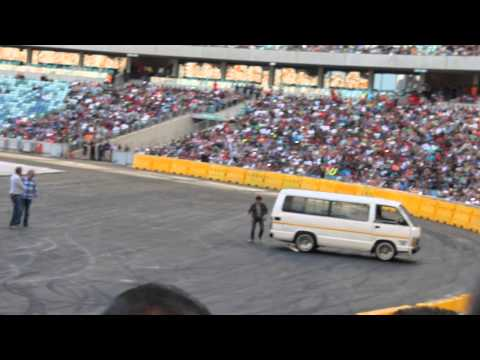 Durban Top Gear Festival 2014 Highlights Part 5