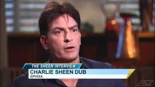 Charlie Sheen Bi-Winning Dubstep Ephixa (Official) With