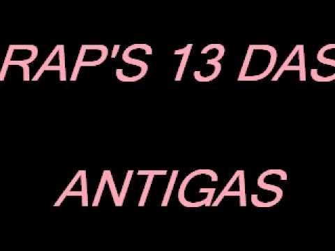 RAP'S DAS ANTIGAS 13 - Sequência Funk DJ Tony