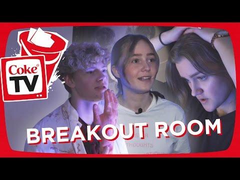 BREAKOUT ROOM | #CokeTVBucketlist