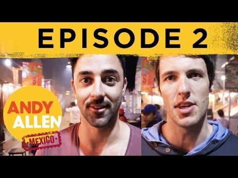 ANDY & BEN EAT A KILO OF MEAT. EACH: Andy & Ben Do Mexico (Ep 2)