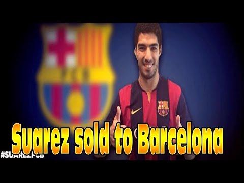 Suarez sold to Barcelona! My Reaction! Who should replace him? Analysis Vlog
