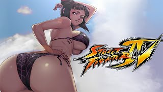Super Street Fighter IV Rival Cutscenes with Mod Costumes Part 3