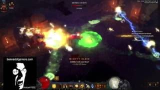 Diablo III: ROS Crusader Melting T6 With Blessed Shield