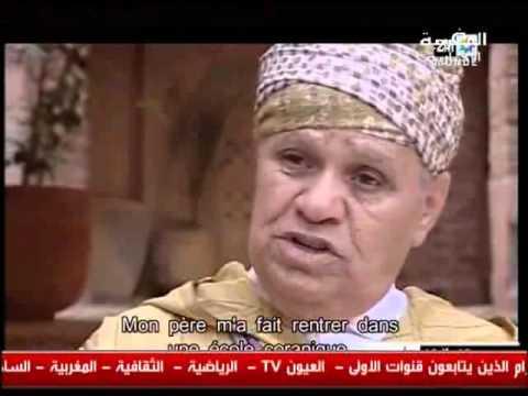 معاناة الرايس أحمد أمنتاك