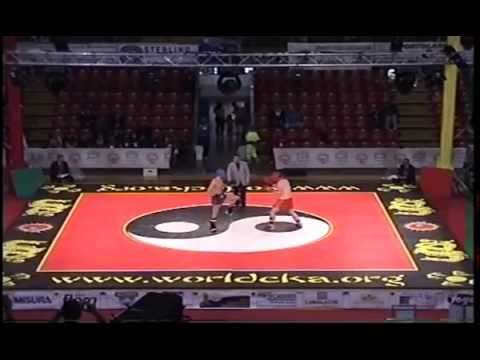 Hình ảnh trong video world kung fu sanda sanshou fight championship