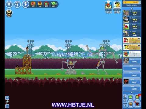Angry Birds Friends Tournament Level 1 Week 101 (tournament 1) no power-ups