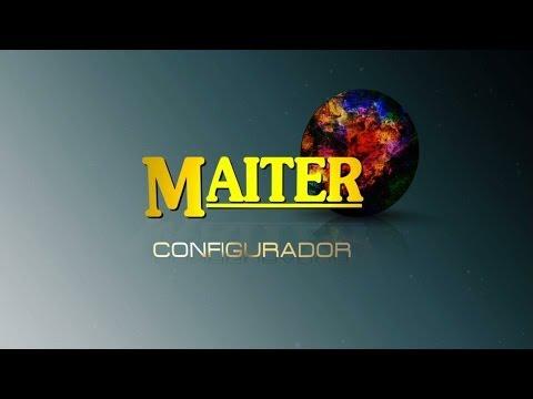 CONFIGURADOR ALIANZAS MAITER