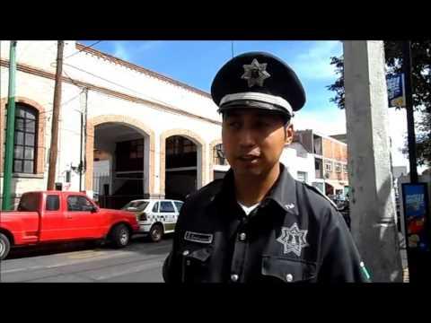 Percances automovilísticos a causa del teléfono celular. Toluca México.