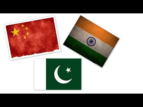 India v/s China v/s Pakistan army ( Scary Hell march )