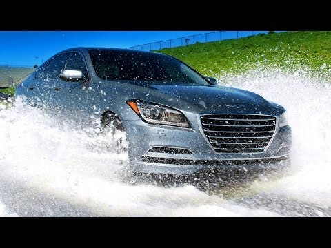 Hyundai: Genesis of Their Latest Commercial! -The Downshift Ep. 79