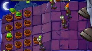 Let's Play Plants Vs Zombies 40 Final Boss!