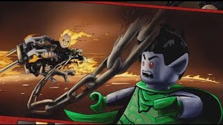 LEGO Marvel Superheroes Stunt Show Surprise (Ghost Rider