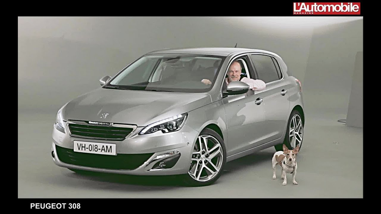nouvelle peugeot 308 youtube. Black Bedroom Furniture Sets. Home Design Ideas