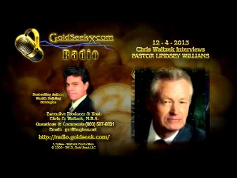 GSR interviews Pastor LINDSEY WILLIAMS - Dec 04, 2013