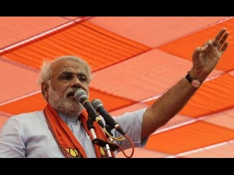Narendra Modi kicks off campaign from Jammu & Kashmir