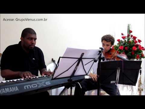 Deus de Promessas - Toque no Altar - Violino - Música Instrumental para Casamento Evangélico