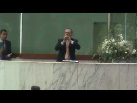 CANTOR IVAN LUIZ SONHO REALISADO SEDE MUNDIAL 01/01/2013