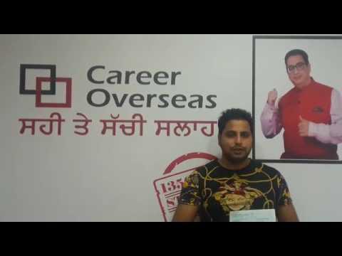 career overseas Video