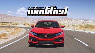 Street Driven Las Vegas 2017! Honda Type R Face-Off: Matt & Geoff vs. GRC Pro – Modified Ep. 6. MotorTrend.