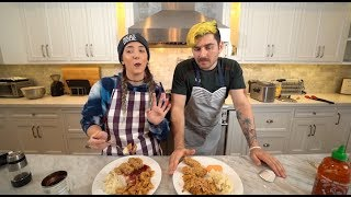 Cooking Thanksgiving Food