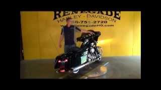NEW COLOR! 2013 Harley-Davidson Street Glide FLHX In