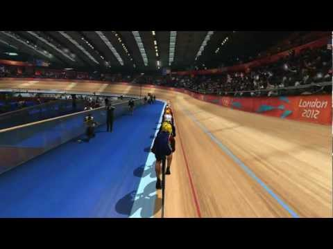 London 2012: The Official Video Game - Men's Keirin