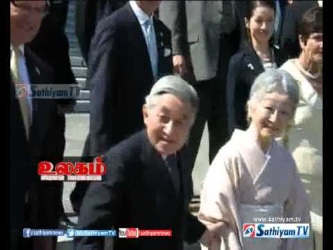 Japan's emperor to take a 6 day visit to India along with empress
