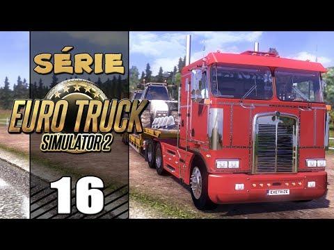 Euro Truck Simulator 2 - Carga de Tratores
