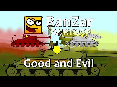 Tanktoon - Dobro a zlo