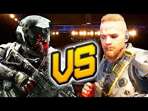 Infinity Ward vs Treyarch (Call of Duty)