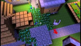 Minecraft Zombie Siege