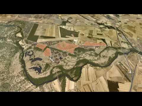 Ciudad del Medio Ambiente de Soria (Maqueta Virtual)