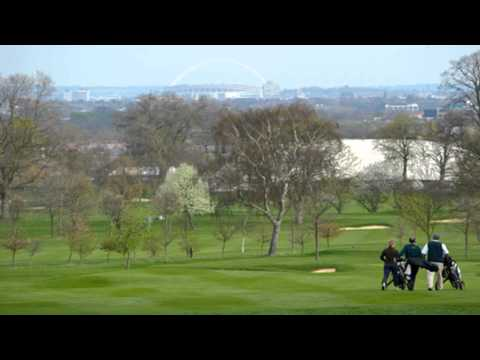 Roehampton golf club East Sheen London