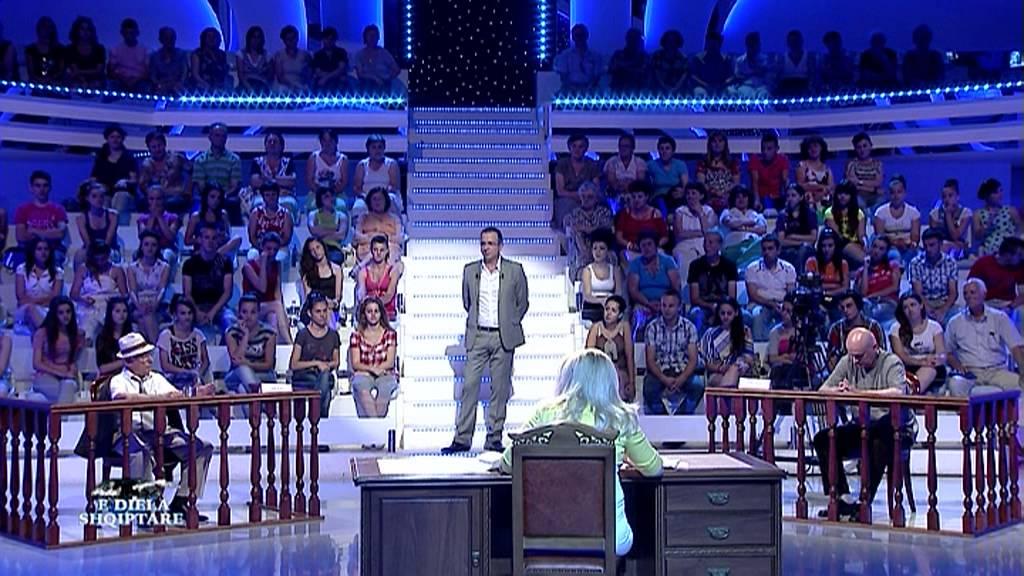 diela shqiptare - Shihemi ne gjyq (30 qershor 2013) - YouTube