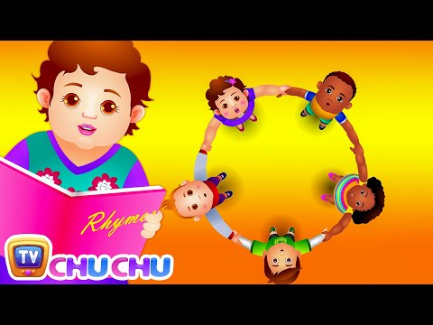 Ringa Ringa Roses | Cartoon Animation Nursery Rhymes & Songs for Children | ChuChu TV