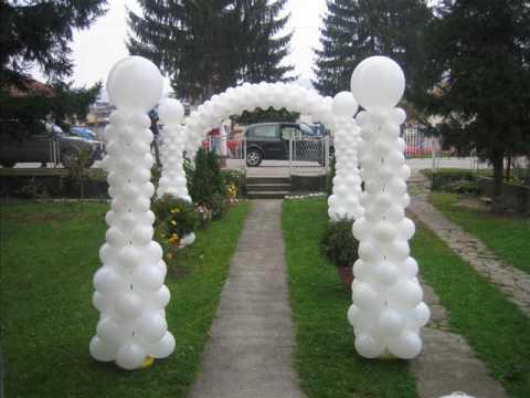 dekoracije za vencanje i svadbe