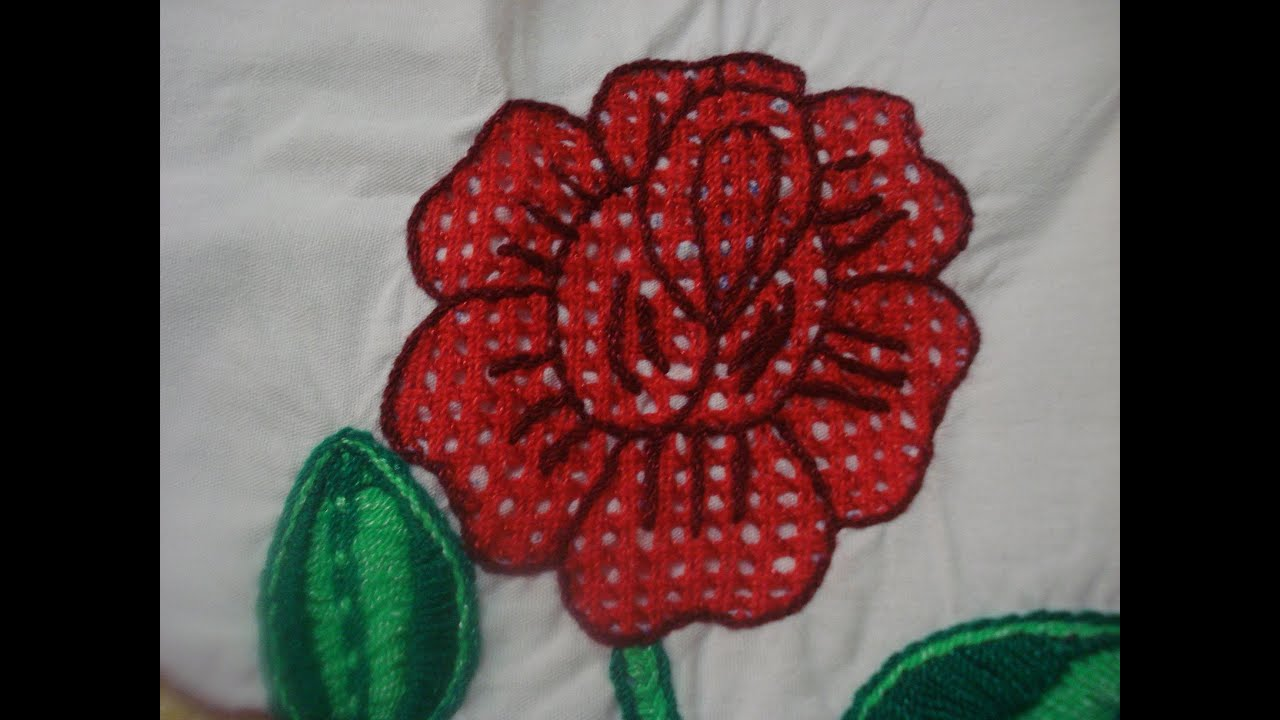 Bordado Fantas A Puntada Estrella Lily
