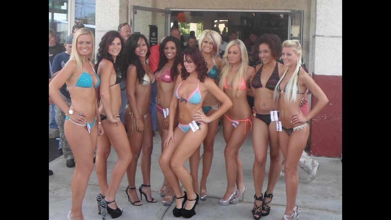 public bikini contests